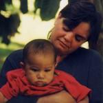 Tee.w.Caroline's baby