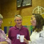 Bonnie Lou Largent, Terry Richman, Leah Hott