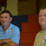 Randy Davidson, Maynard Moreland