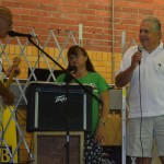 Steve Bailes, Roxie Evans Combs, Jim Cookman