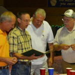 Bob Kidwell, Harry Lipps, Jim Cookman, Mike Bowman