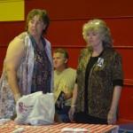 friend, Maynard Moreland, Arleen Davis Anderson