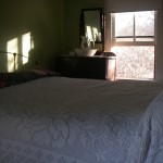 Upstirs east guest room