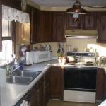 kitchen-- north west corner