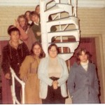 "1977 C.B. U. Methodist Youth Group @ Wayside Theater, ""Godspell"""