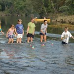 2004 Weekend in the Boonies_Boat Race