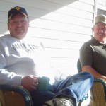 2004 Weekend in the Boonies_Bill, Kevin
