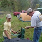 2004 Weekend in the Boonies_Cole, Bill