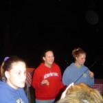 2004 Weekend in the Boonies_Ryan, Lyndsie, Lauren