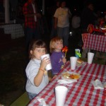2004 Weekend in the Boonies_Breanna, Leah