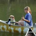 2004 Weekend in the Boonies_Leah, Allison
