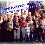 2004 Weekend in the Boonies from Genny