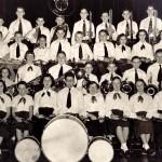 1950 Capon Bridge High School Before new Uniforms
