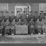 Capon Bridge High Graduates 1938?