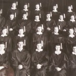 Capon Bridge High Graduates circa 1940s