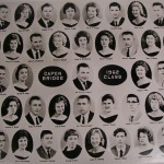 Capon Bridge High Graduates 1962