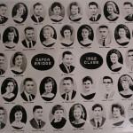 Capon Bridge High Graduates 1962