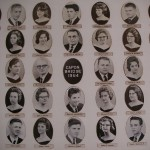 Capon Bridge High Graduates 1964