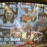 2003 CB TV News, anchors: Jennifer and Jordan