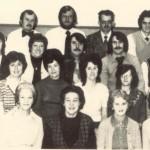 CB School Staff 1975