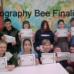 GEOG BEE FINALISTS