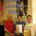 GOLDEN HORSESHOE 2003