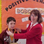 Geog. Bee Quentin Medal Mrs. Saville 2003