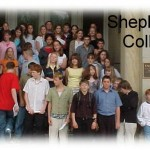 German Class Shepherd College 2003