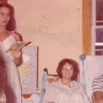 Laura @Vicki and Glen's Baby Shower Jan. 1983