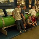 Mt. Vernon Field Trip, Torpedo Factory