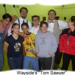 "Wayside Theater, ""Tom Sawyer"" Oct. 2003"