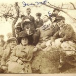 1918 J.N. Day, Elsie Lewis at Ice Mt. from Mary Miller