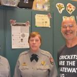 2016 March 26 Bugs Terry, Ranger Rita Steve