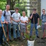 2011May21JamesWoodNHS_TreePlant
