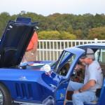 Terry's Corvette