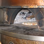 Wood fired Stoves, piza Marghuerita