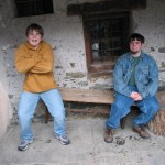 Philip and Billy, Val d'Oste