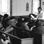 1985 Bobby Lovett Teach Sun School.  w/ Jack Jones, Larry LaFollette, Carol Wolford