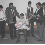 c. 1992 Kevin Davis, Bobby , Rob and Bruce Lovett, Nathan and  Bryan Spencer, Dick Sirbaugh, SteveBailes