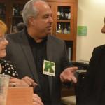 Patti Stange, Bobby Divine, John Coleman