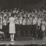 Mrs. Robinson, chorus teacher