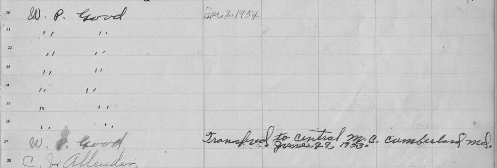 p. 64 bottom Register St. James Green Mound